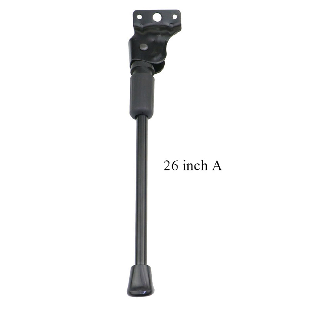 High Strength Bicycle Kickstand Non-Slip Bicycle Support Bike Rear Mount Stand  26 inch bike support A