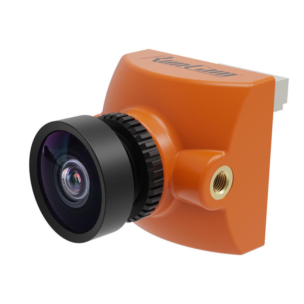 RunCam Racer 4 Super WDR 1000TVL 1280*720 1.8mm FOV160 5-36V FPV Camera for RC FPV Racing Freestyle Drones as shown