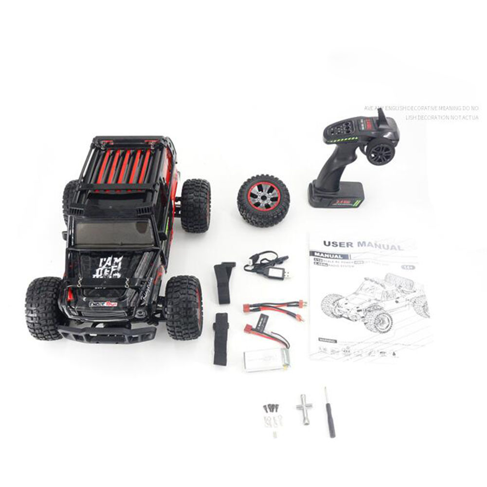 1:10 Four-wheel Drive Off-road High Speed 40KM/H Remote Control Car Toy 1:10