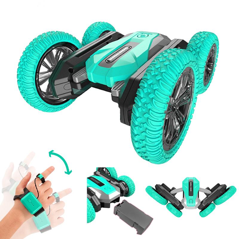 Children Toys for boys Remote Control Car Global Drone Remote control car Toys For 18 years old RC Car green
