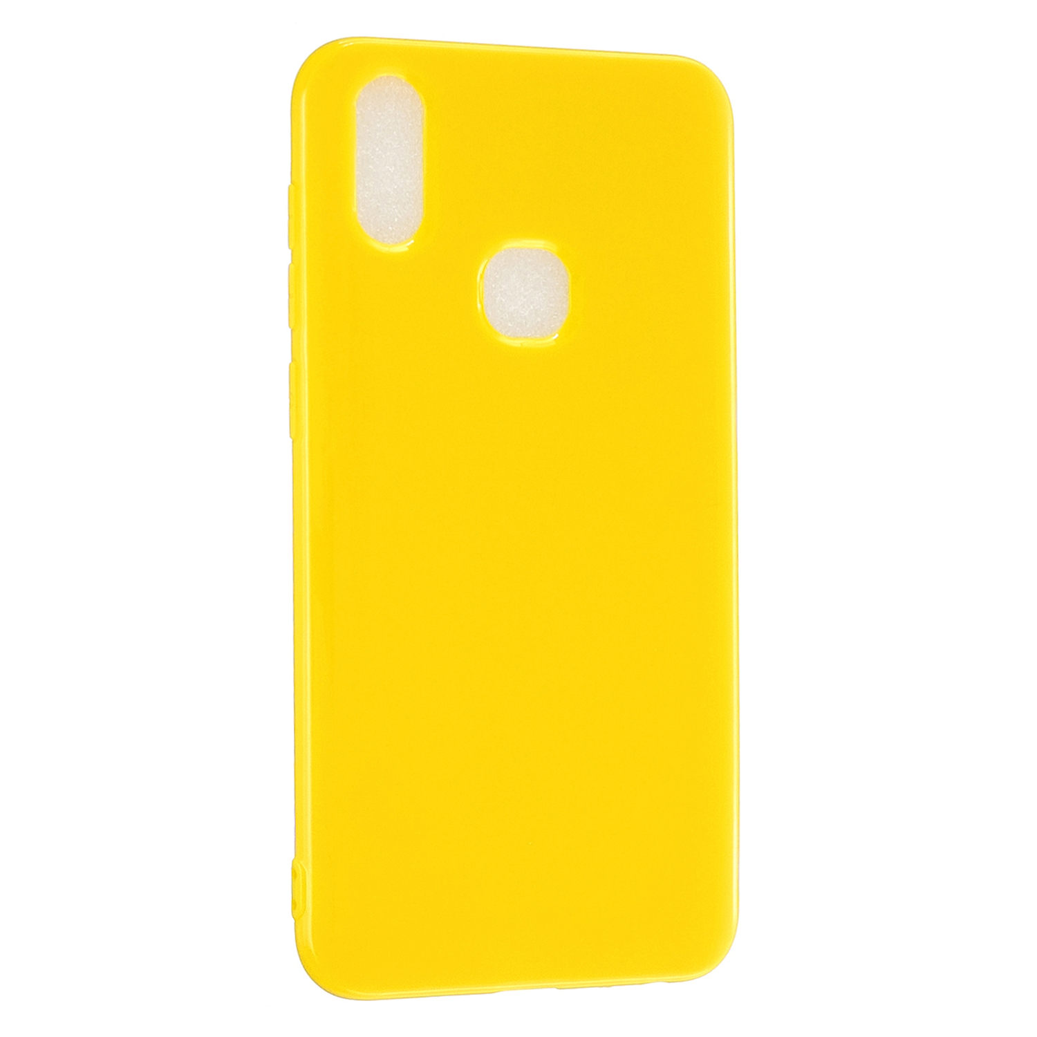 for VIVO Y17/Y3 / Y91/Y95/Y93 Thicken 2.0mm TPU Back Cover Cellphone Case Shell yellow