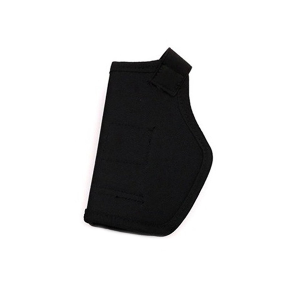 Outdoor sports equipment IWB Concealed Holster CS Invisible Waist Bag Oxford Cloth Left Right Intercom black_14*6.5cm