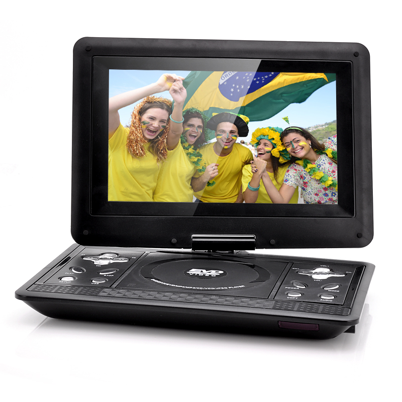 10.1 Inch LCD Portable DVD Player
