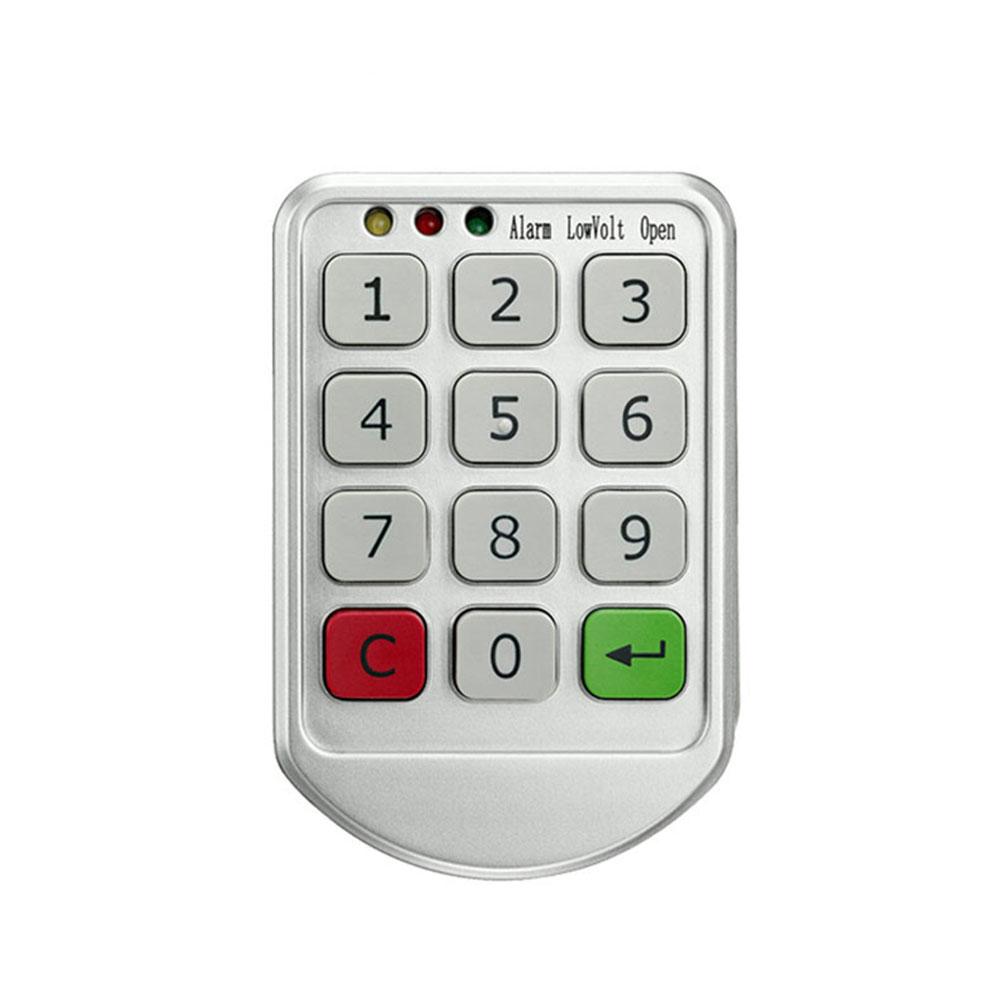 Electronic Digital Number Keypad Password Lock for Cabinet Door Drawer Code Locks Combination Lock