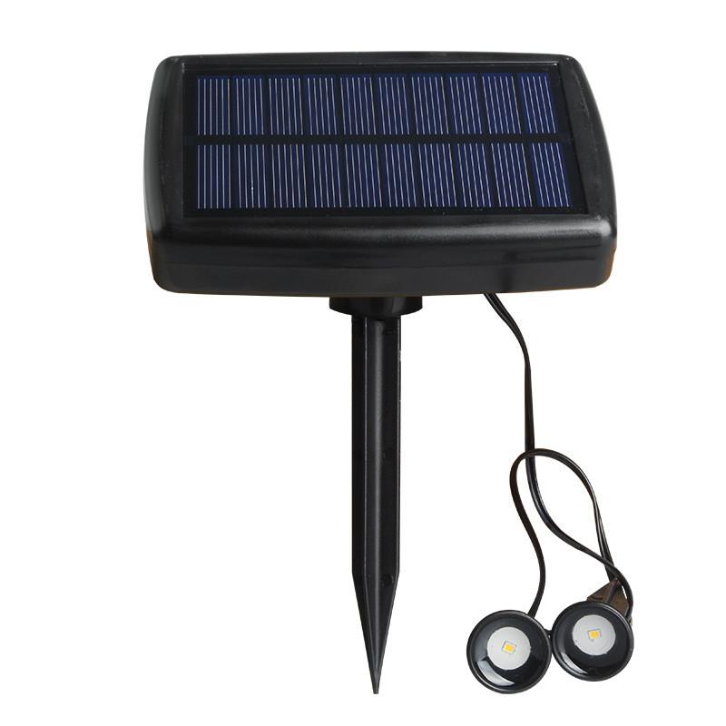 Solar Powered Lawn Light Waterproof Outdoor Landscape Yard Garden Lamp Warm White