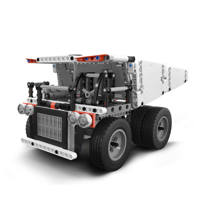 XiaomiMitu Building Blocks Truck