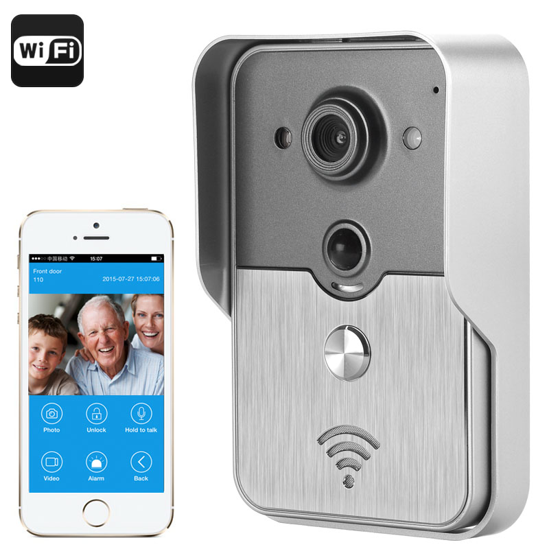 front door intercomWholesale Video Door Intercom System iOS  Android From China