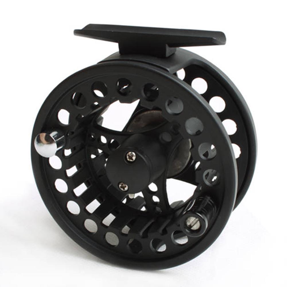 Aluminum Alloy Flyfishing Reel OD 85MM Front Wheel Export Fishing Reel 8.5CM does not wind