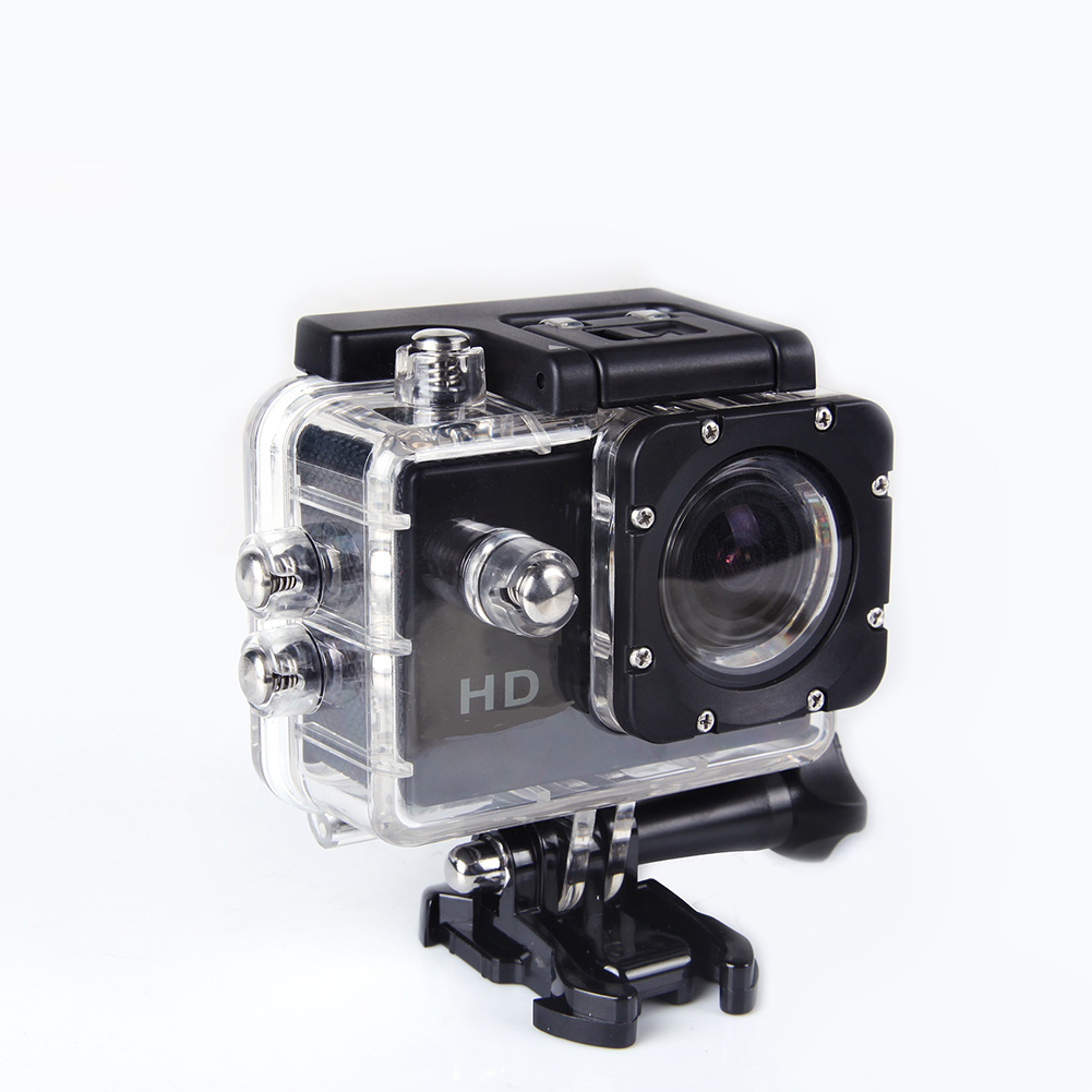 Action Underwater Camera Kit Black