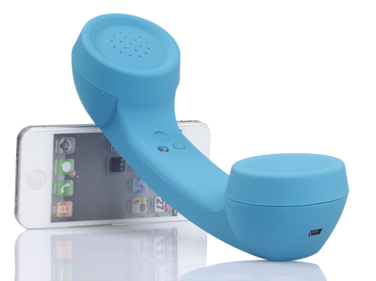 Wireless Retro Telephone Handset Headphones