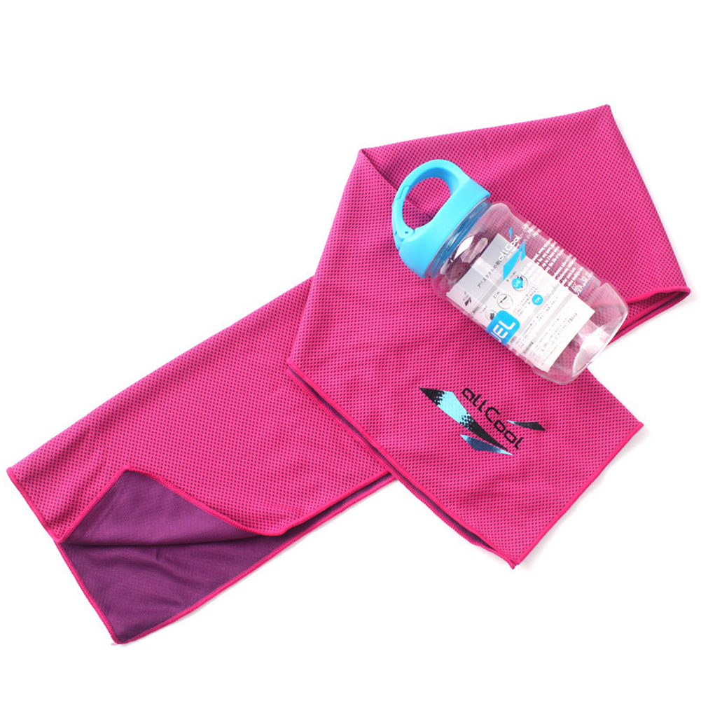 Quick-drying Towels for Travel Sports Fast Drying Super Absorbent Ultra Soft Lightweight Sport Towel Rose pink_L