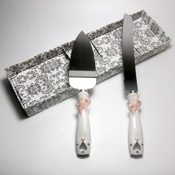婚礼蛋糕刀铲-永结同心