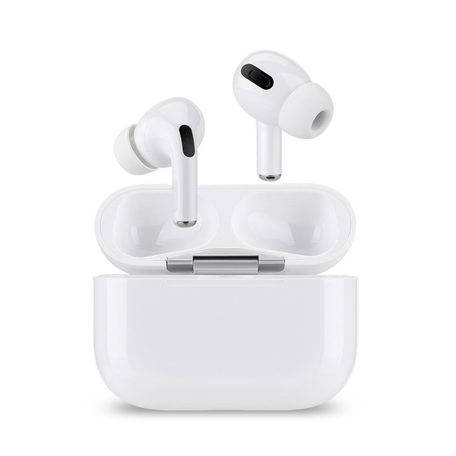 TWS Headphones Wireless Bluetooth Earphone In-ear Stereo Earbuds Headset For All Smart Phone white
