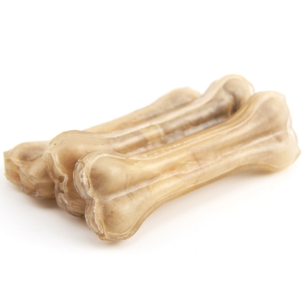 Chews Bone Molar Teeth Clean Stick Food Treats for Pet Dog Toy 12 inches