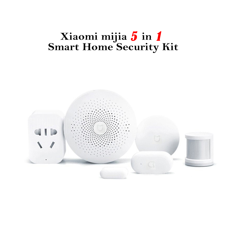 Smart Home Security Kit Xiaomi
