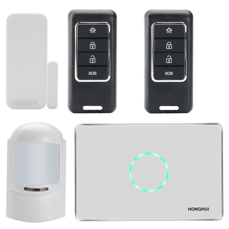 GSM SMS Home Smart Security