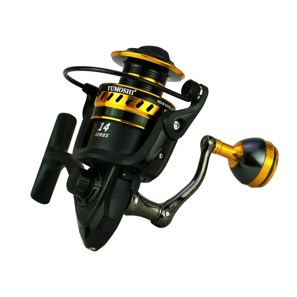 Fishing  Reel  Lt  Series  Sea  Fishing  Rod  Spinning  Wheel  Fishing  Accessories Metal rocker + metal Handle Knob LT6000