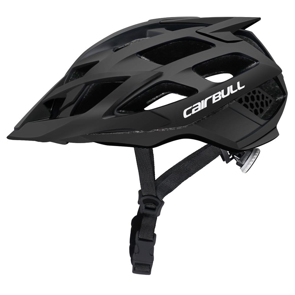 CAIRBULL AllRide Enduro All Mountain Bike Helmet High Comfort Multi-Sport Riding Helmet black_M