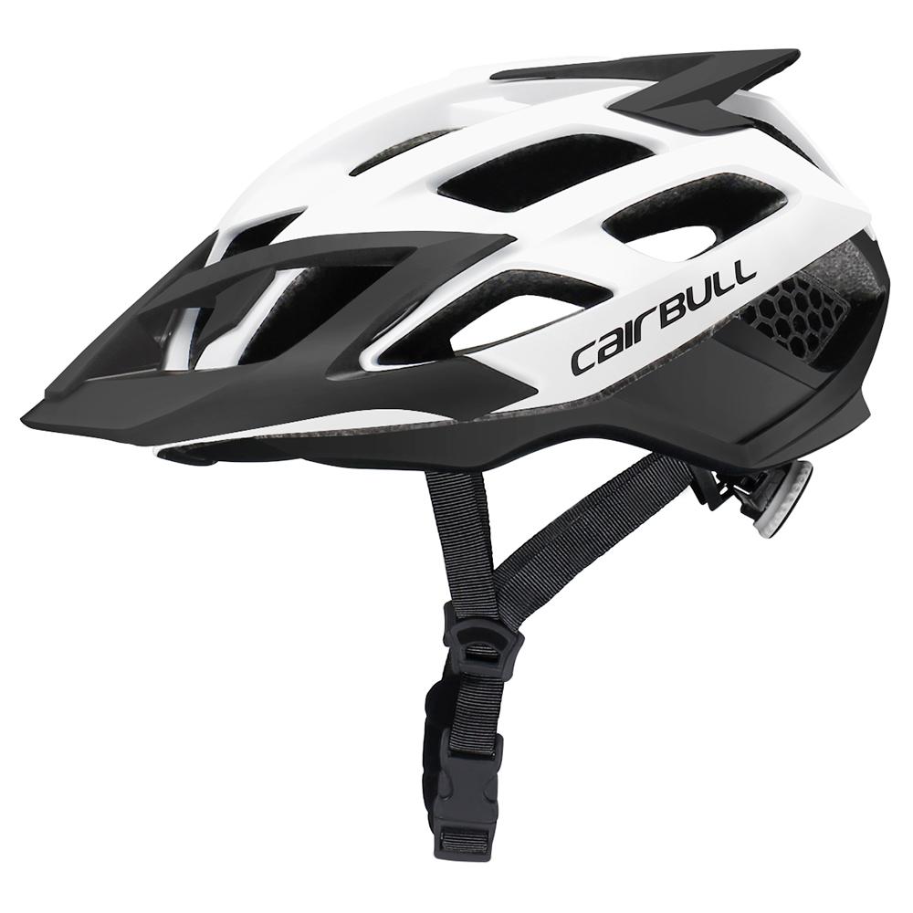 CAIRBULL AllRide Enduro All Mountain Bike Helmet High Comfort Multi-Sport Riding Helmet white_M