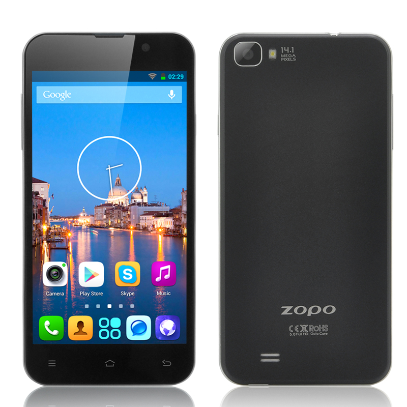 ZOPO ZP980+ Octa Core Phone (Black)