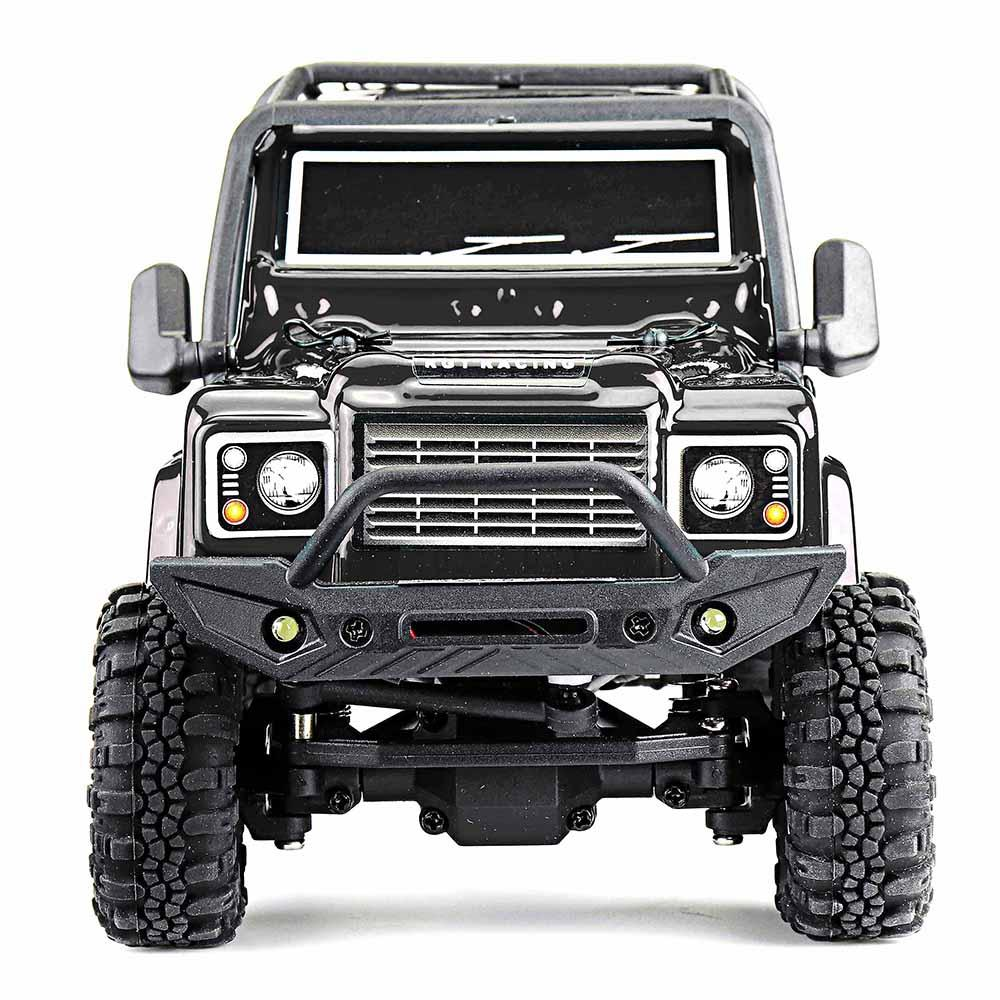 RGT 136240 RC Car V2 1/24 2.4G 4WD 15km/h Radio Control RC Rock Crawler Off-road Vehicle Models Toys Gifts Gray