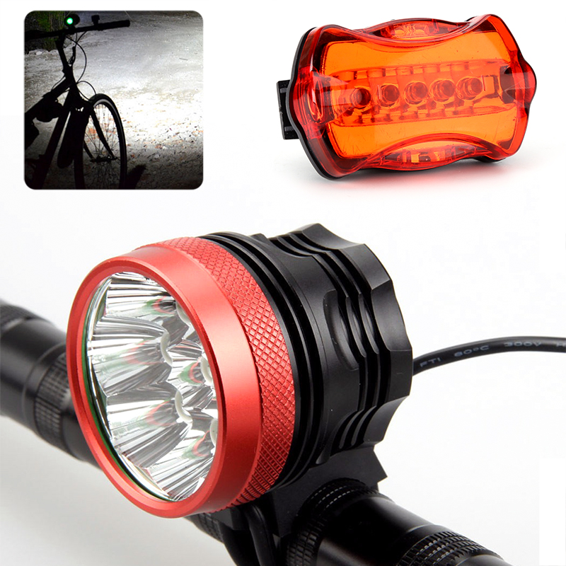 Wholesale CREE LED Bike Light Set
