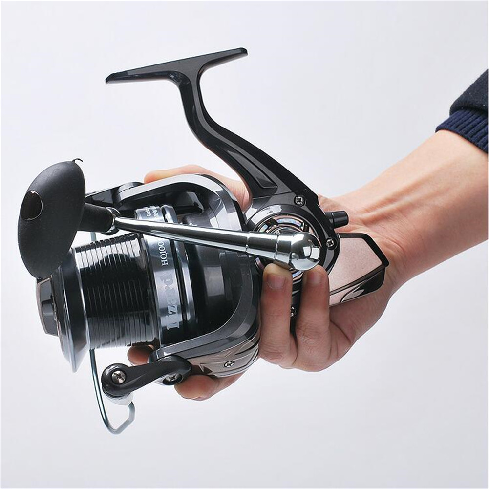 Fishing Wheel Full Metal Wire Cup Far Distant Fishing Spinning Wheel 9000