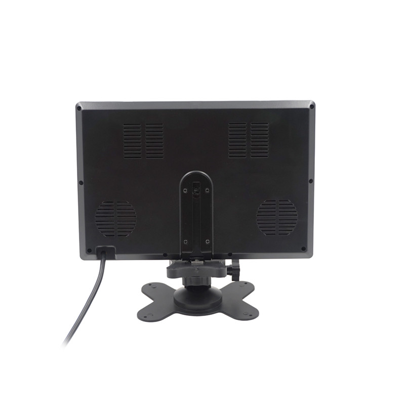 Car Stand Alone Monitor - 9 Inch Screen,  16:9 Display Mode,  NTSC/PAL, Headrest Mount Frame, Touch Key