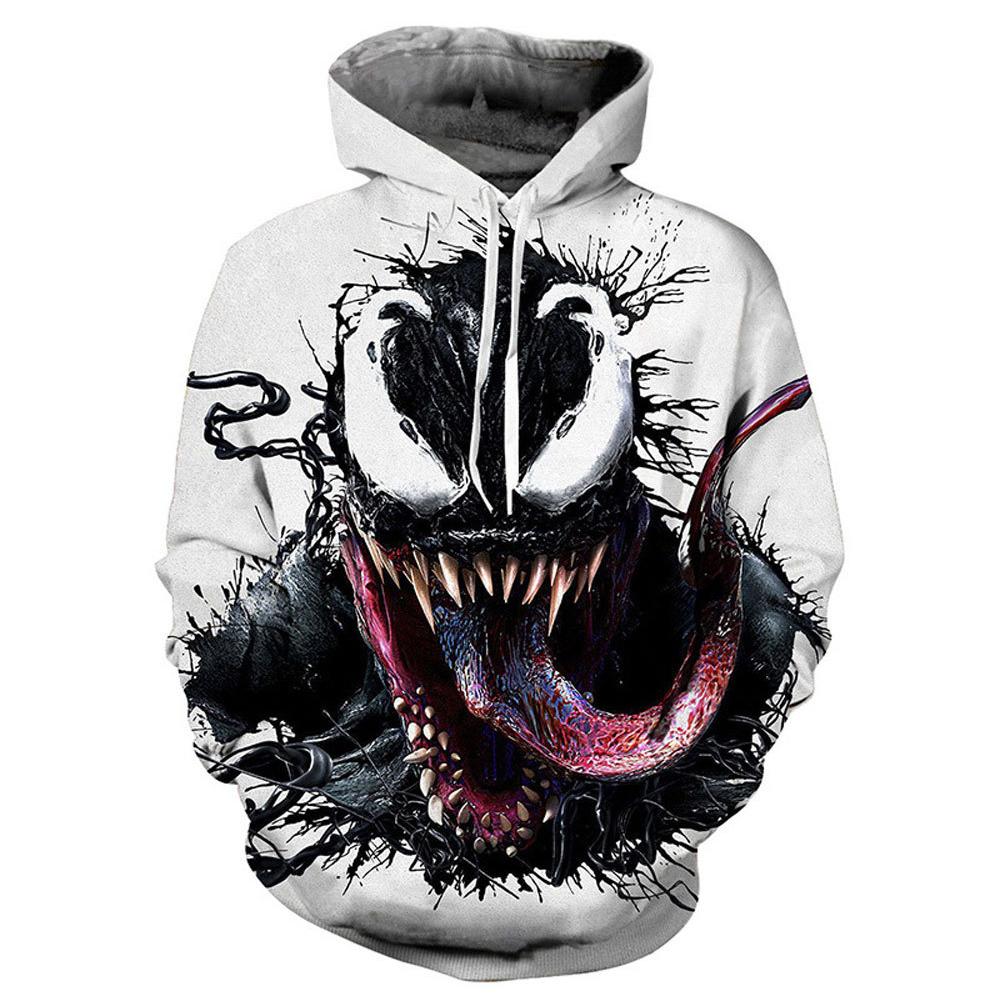 Unisex 3D Print Fashion Sports Casual Sweatshirt  115_S