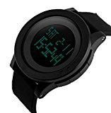 Men Concise Digital Electronic Sport Watch