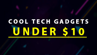 best cool tech gadgets under $10