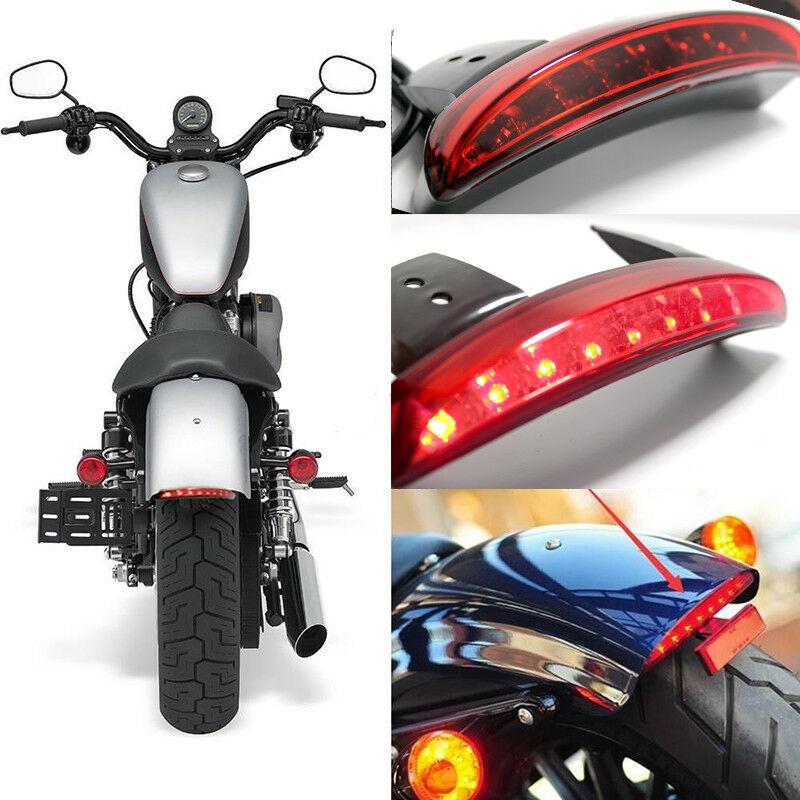 Motorcycle LED Taillight Mudguard Brake Light for -Davidson Sportster 883 X