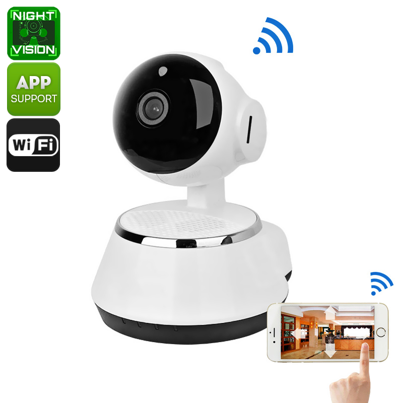 Wholesale HD Indoor IP Camera - Security Camera From China