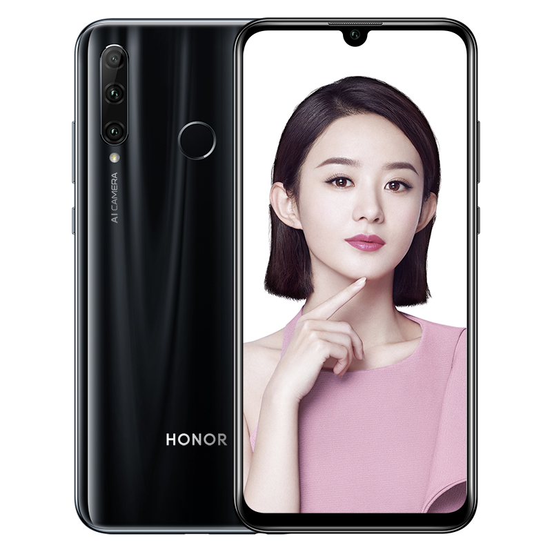 HONOR 20i Fashion Mobile Phone black 6+64G