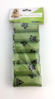 Biodegradable Dog Waste Poop Bags Home Kitchen Trash Bag