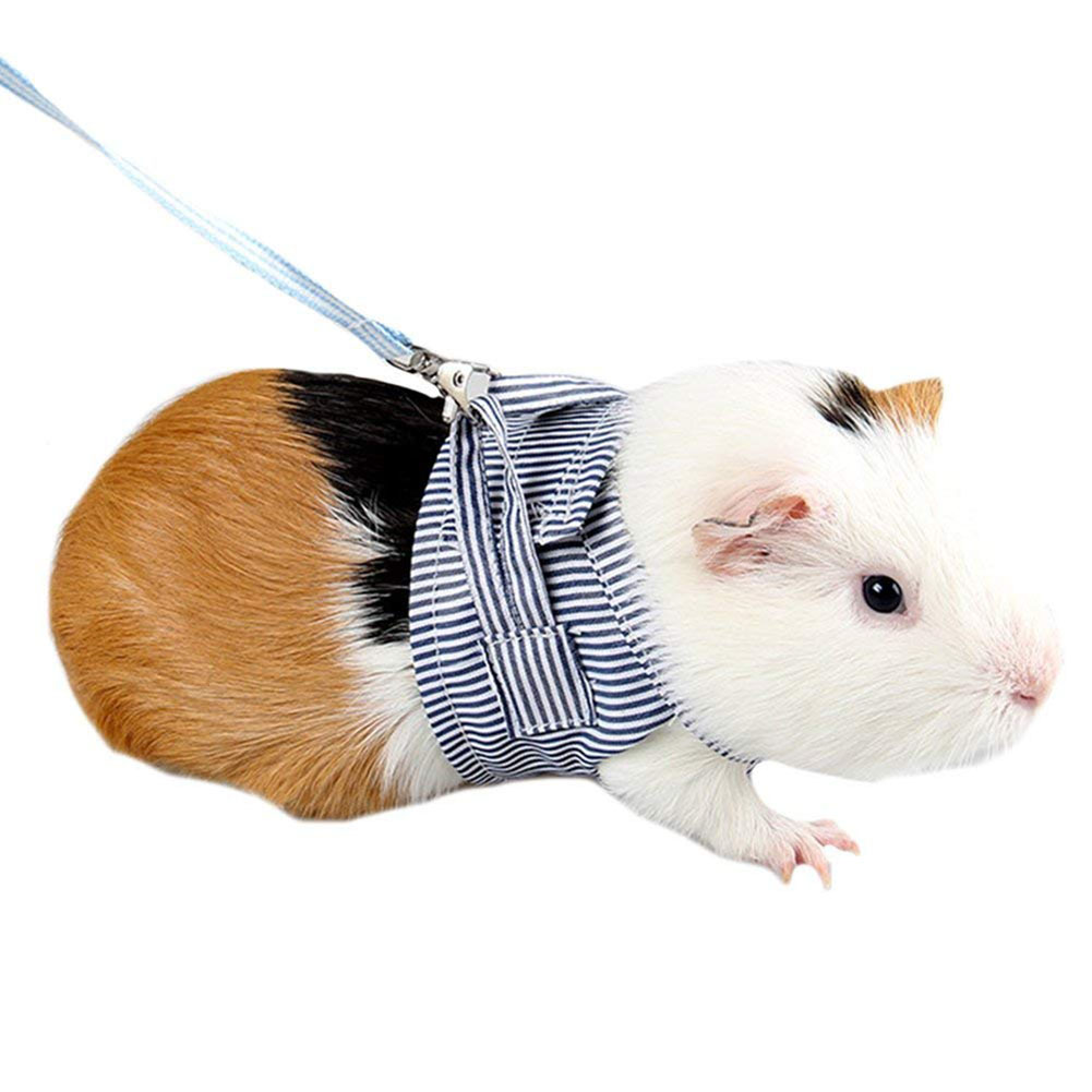 Pet Hamster Traction Strap Cotton Rope