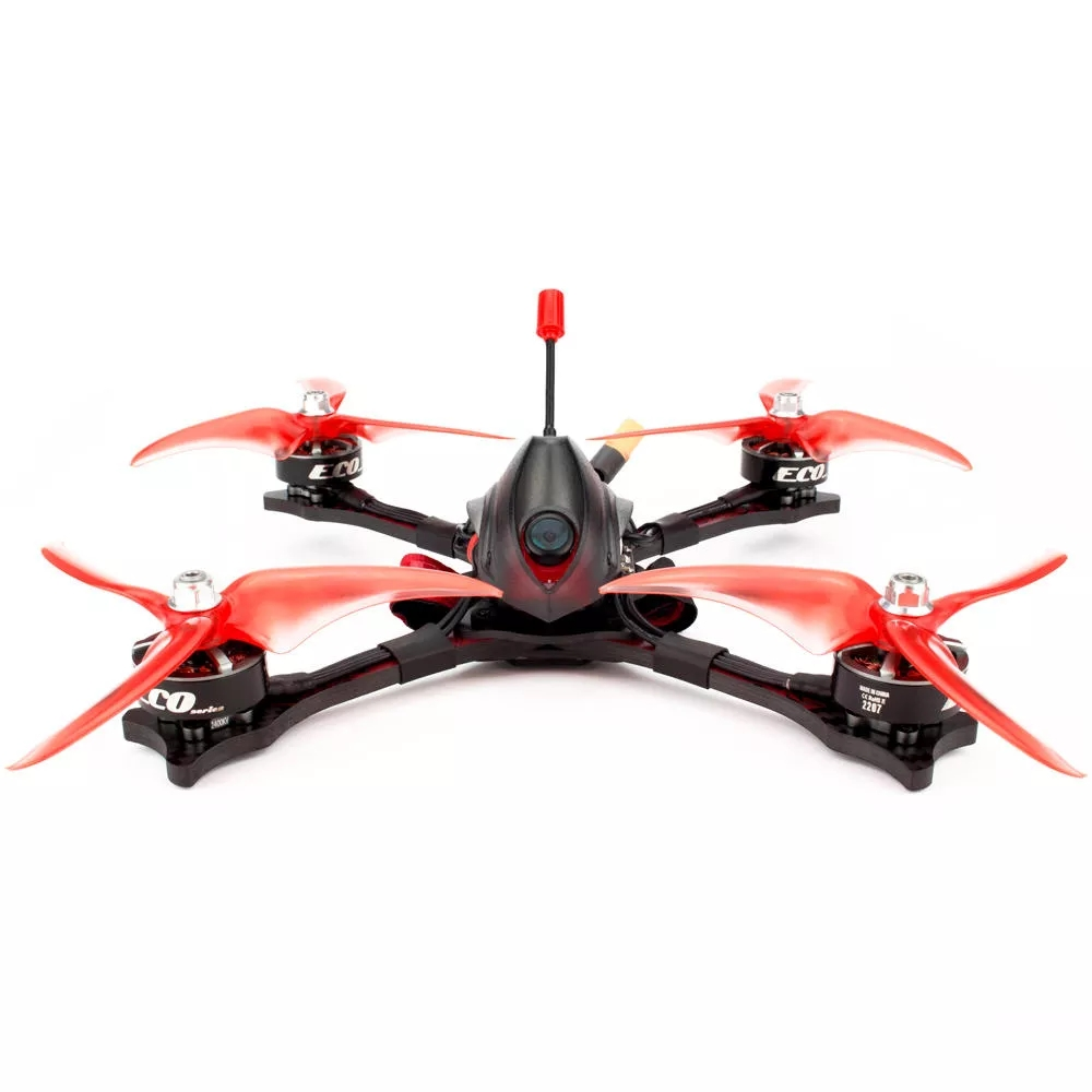 EMAX Hawk Sport 5 Inch 4S/6S FPV Racing Drone BNF/PNP F405 FC 35A Blheli_32 ESC ECO2207 1700KV/2400KV CADDX Turbo Micro F2 25-200mW VTX PNP 2400KV 6S NO Receiver