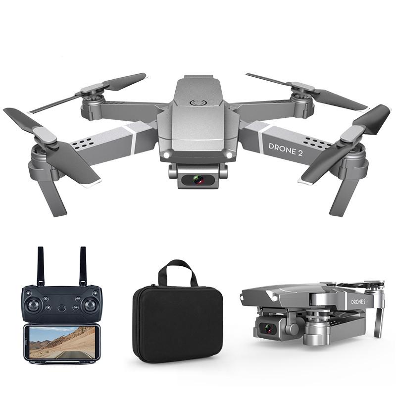 E68 Drone Hd Wide Angle 4k Wifi 1080p Fpv Drone Video Live Recording Quadcopter Height To Maintain Drone Cameravs E58 Drone 720P