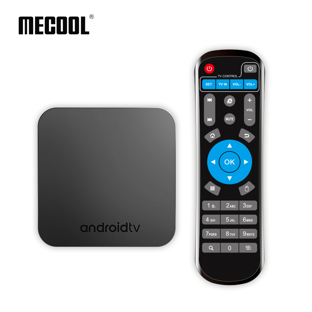 MECOOL KM9 TV Box 4GB+32GB - UK Plug