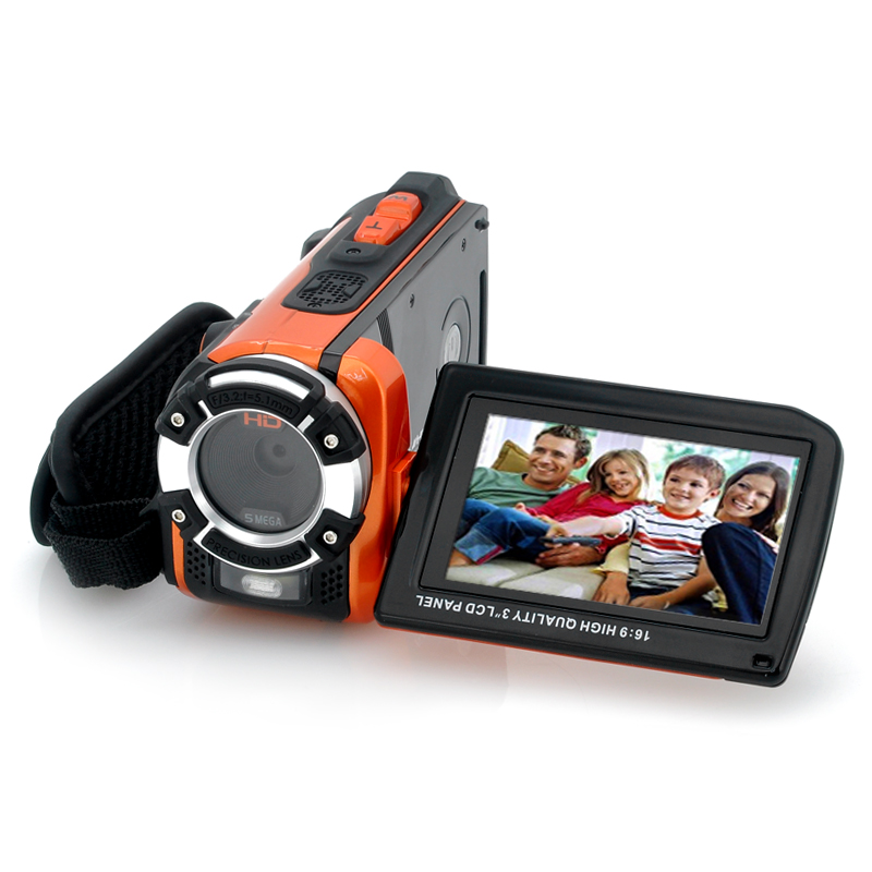 Rugged HD Sport Camcorder - C-Shock