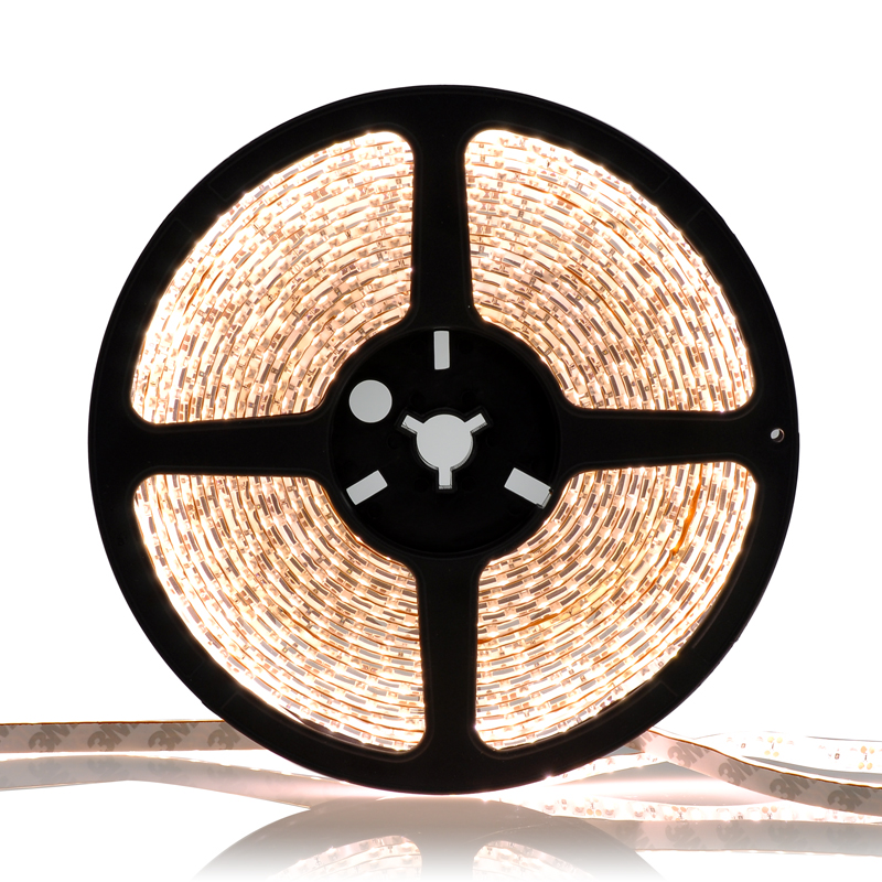 Flexible White Stick-on LED Strip