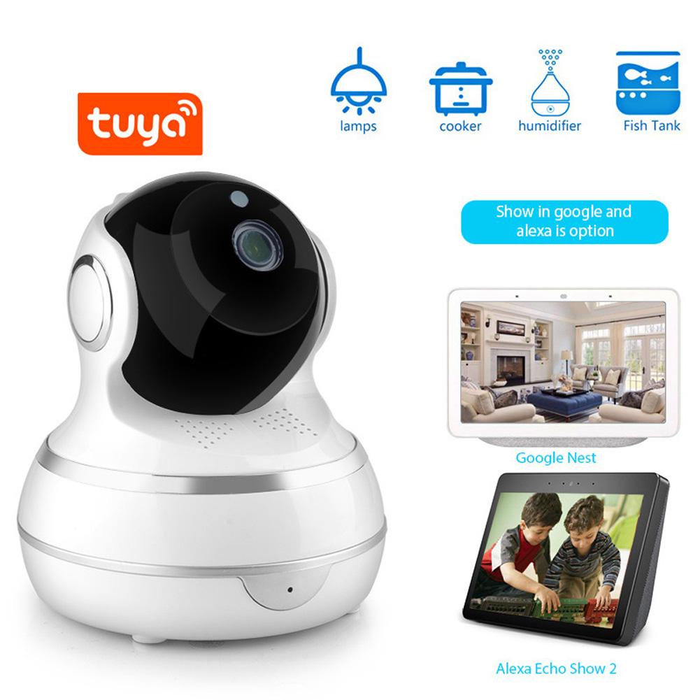 Tuya Doodle WiFi Network Wireless Camera Full HD 1080P Home Security Camera Australian Standard