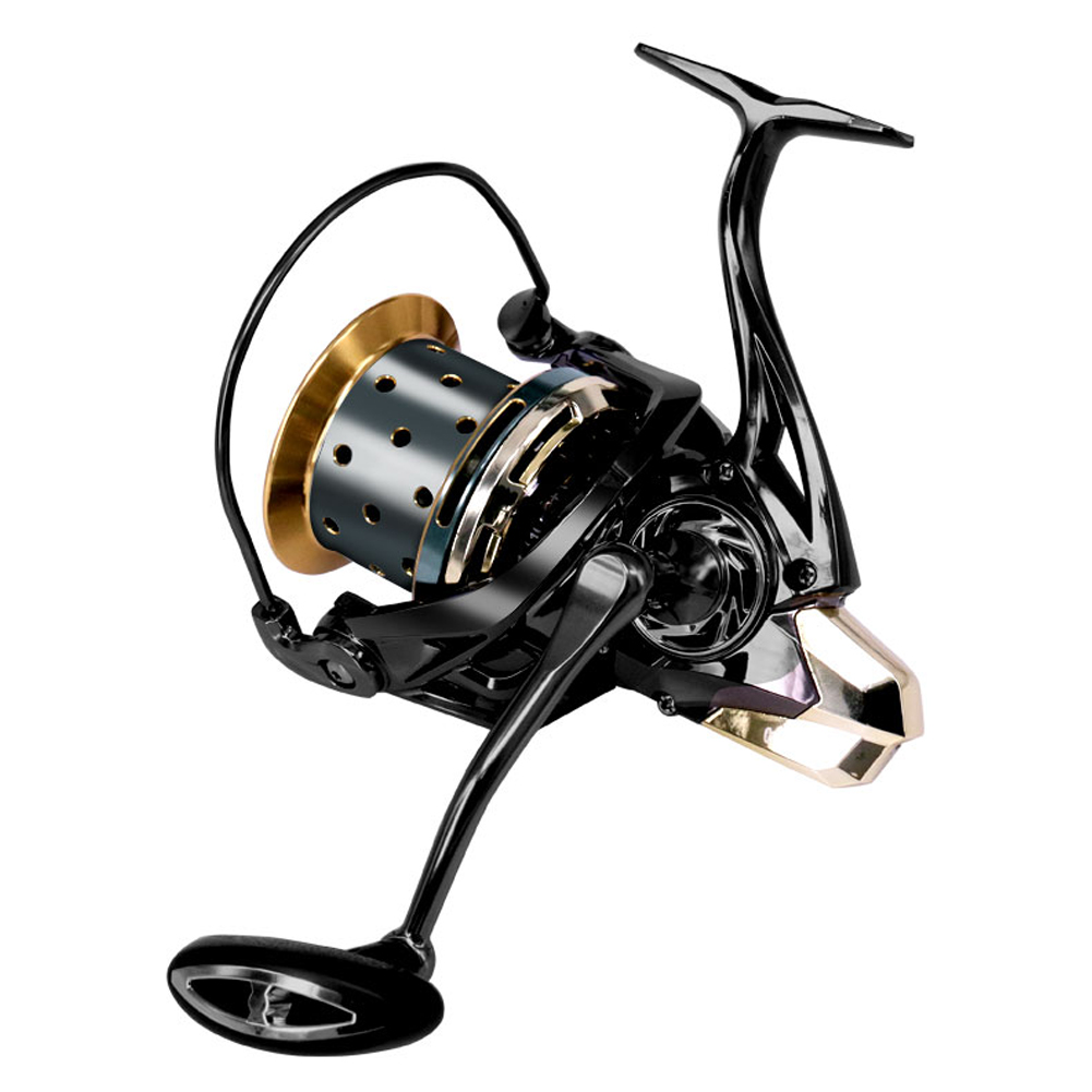 Fun Interest All Metal Guide Rod Structure Seawater-proof Fishing Reel GX12000