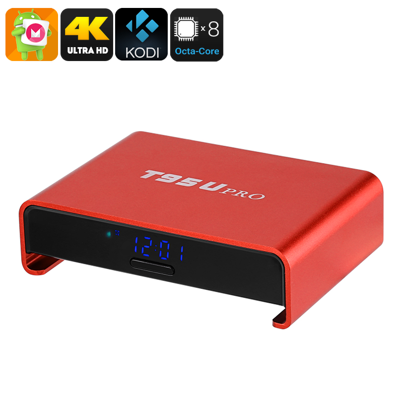 T95U PRO Android TV Box