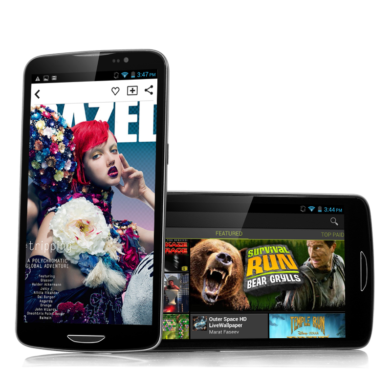iNew 6000-32GB 6.5 Inch Android Phablet (B)