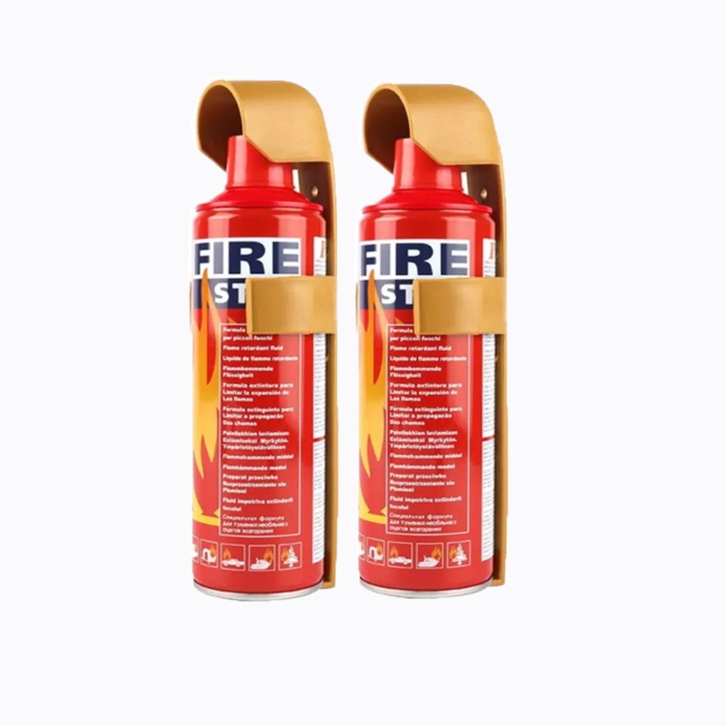2pcs/pack Sa101x2 3055574 Mini Fire  Extinguisher Portable Fire Extinguisher For House Car 2 pieces