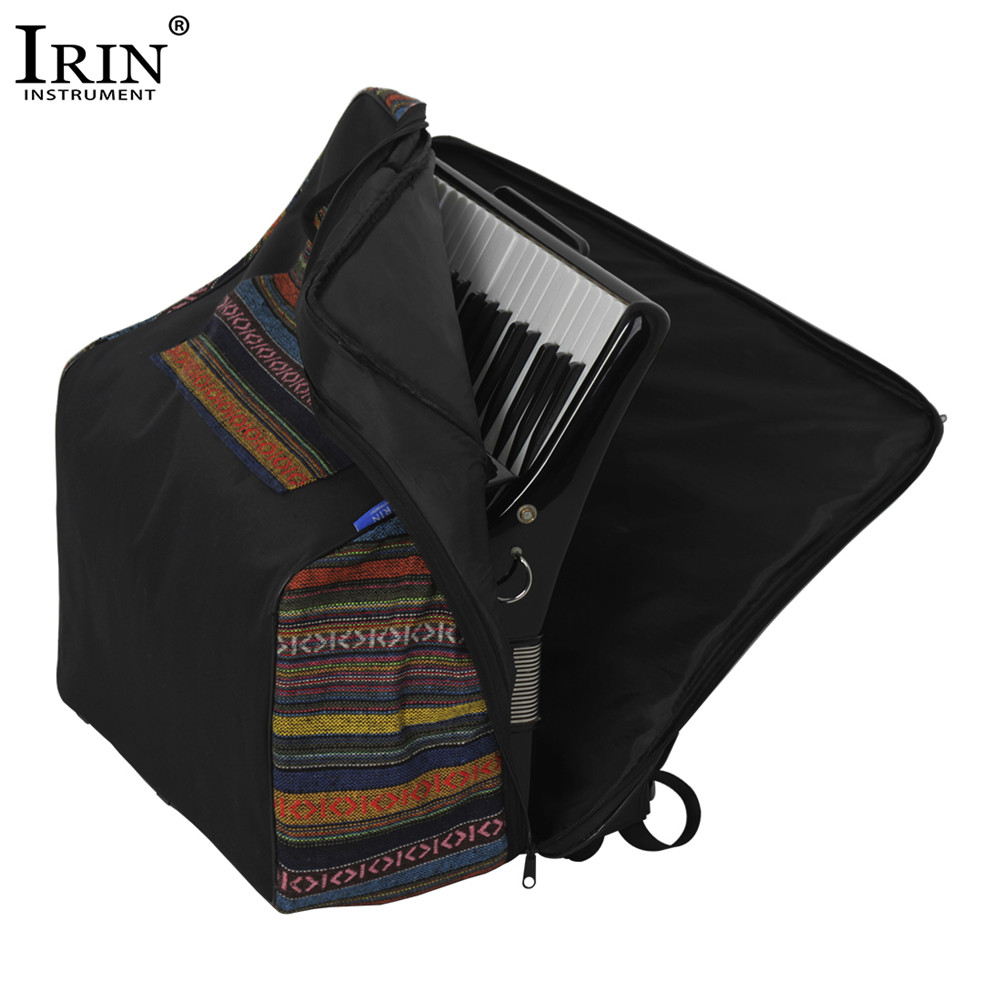 IRIN IN-106 National Style Accordion Gig Bag Soft Cover for Accordion