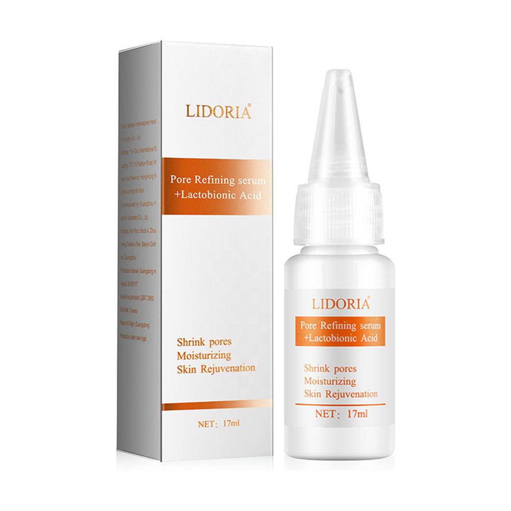 Pore Delicate Essence Shrinking Pore Serum Moisturizing Essence Face Cream Shrink Pore Skin Care Repair Skin Care 17ml
