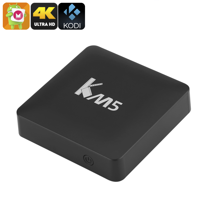 KM5 Android TV Box