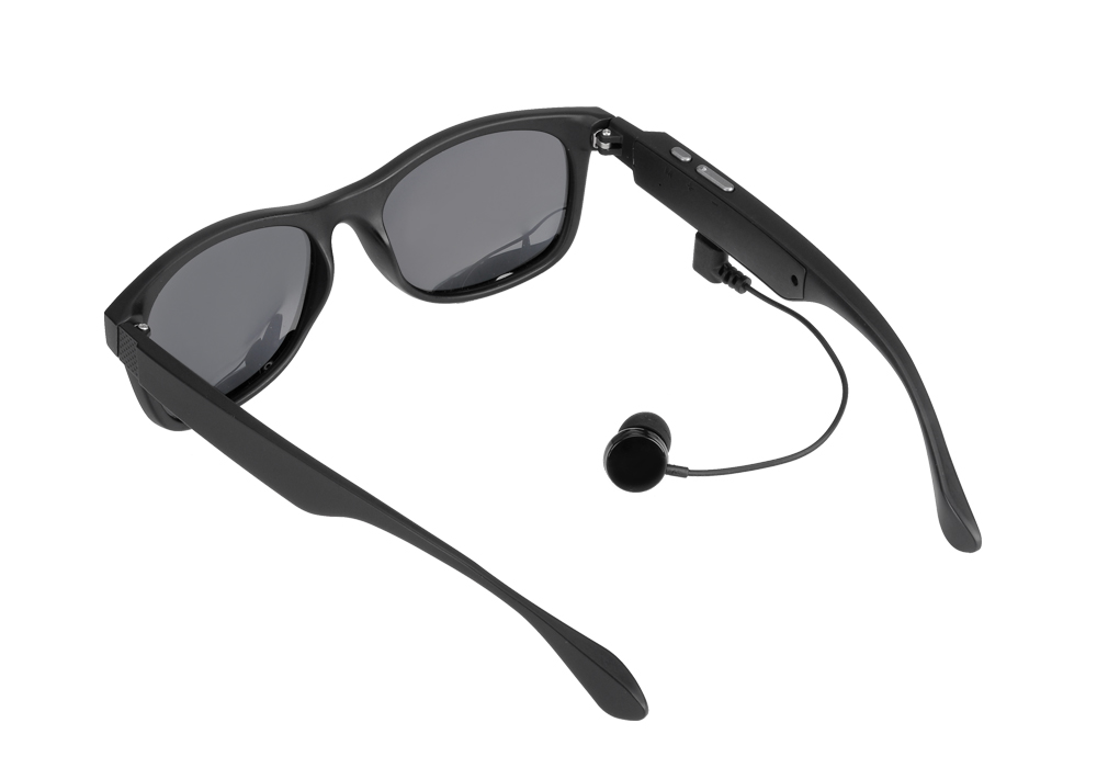 Wireless Bluetooth Sunglasses - Call Answer, Play Music, Hands Free, 15 Meter Range, 4 Hours Play Time